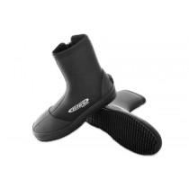 Tilos 5mm Titanium Boot w/Rubber Toe Cap and Heel