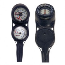 Promate Mini Pressure and Depth Gauge with Compass Console